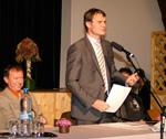 2008.11.04. Bánki Erik előadása képek