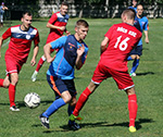 Bőcs KSC - Bogács 2-2