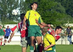 2001.05.27. Bőcs KSC - Csepel 1-0. képek fotó: Borsod Online