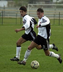 2002.04.13. Bőcs KSC - Gyula 1-1. képek fotó: Borsod Online