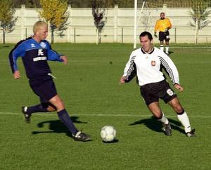 2001.11.03. Bőcs KSC - Jászberény 1-1. képek fotó: Borsod Online