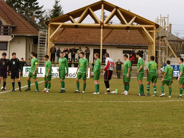 2009.03.08. Bőcs - Jászberény 2-0 képek fotó: Balázs Flórián