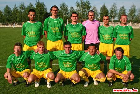 2007.06.09. Bőcs - Kazincbarcika 1-1 képek Fotó: Keresztesi Andrea