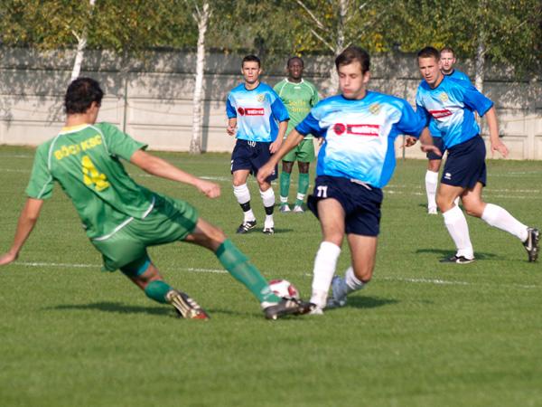 2008.10.12. Bőcs KSC - Makó 3-1 képek fotó: Balázs Flórián