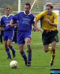 2002.10.19. Bőcs KSC - Mátészalka 2-1. képek fotó: Borsod Online