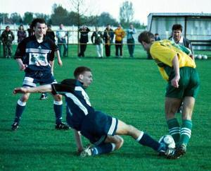 2001.04.29. Bőcs KSC - Szolnok 0-0. képek fotó: Borsod Online