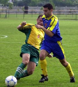 2002.05.26. Bőcs KSC - Tiszaújváros 3-3. képek fotó: Borsod Online
