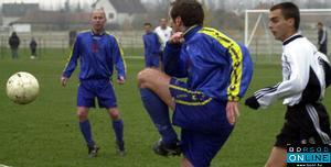 2002.11.09. Bőcs KSC - Tiszaújváros 4-0 képek fotó: Borsod Online