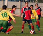 2008.10.29. Bőcs - Vác LK 5-0 képek