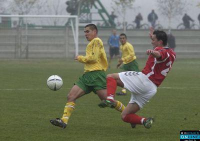 2005.11.12. Bőcs - Vecsés 1-0 képek Forrás: Borsod Online, Fotó: Végh Csaba