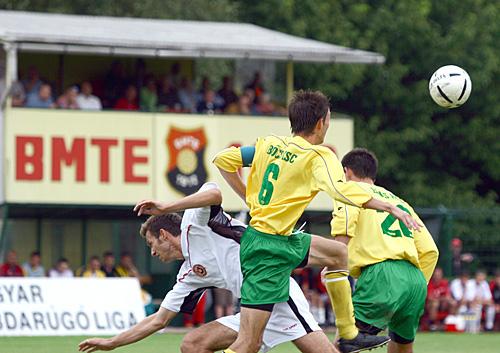 2006.08.13. Budafok - Bőcs 0-1 képek Fotó: Fedor János