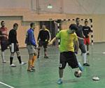 2011.01.12. Felkészülést kezdő edzés képek
