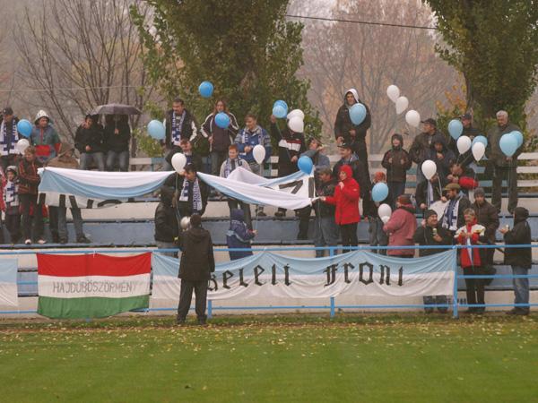 2009.11.15. Hajdúböszörmény - Bőcs 3-2. képek fotó: Balázs Flórián