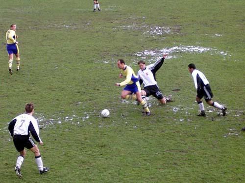 2004.03.28. Ibrány - Bőcs KSC 1-1. képek fotó: sport.ibrany.hu