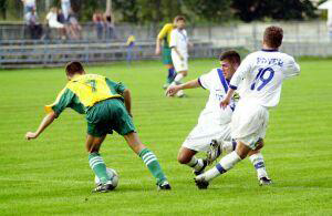 2001.08.26. Kazincbarcika - Bőcs KSC 0-1. képek fotó: Borsod Online
