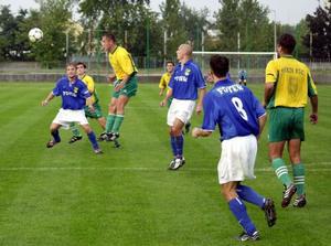 2002.09.08. Kazincbarcika - Bőcs KSC 1-0. képek fotó: Borsod Online