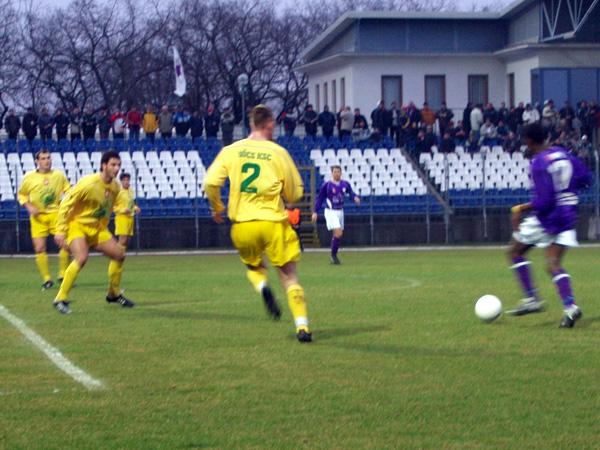2008.03.08. Kecskemét - Bőcs 4-0 képek fotó: Balázs Flórián