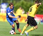 2010.07.20. Sampdoria - Bőcs KSC 4-0 képek
