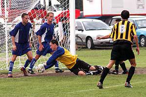 2004.08.08. Szentes - Bőcs 3-0 képek Fotó: Szentesinfo