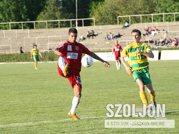 2008.05.10. Szolnoki MÁV - Bőcs KSC 4-0 képek fotó: Bugány János, forrás: www.szoljon.hu