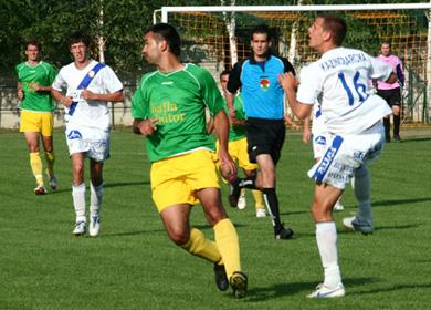 Bőcs KSC - Kazincbarcika SC