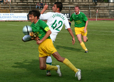 Bcs KSC - Ferencvrosi TC