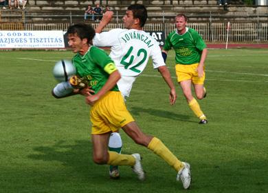 Bőcs KSC - Ferencvárosi TC