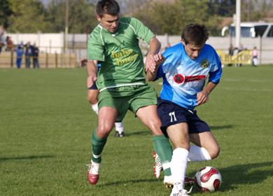Bőcs KSC - Makó FC