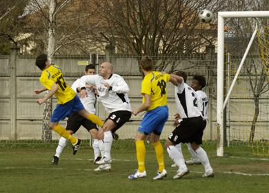 Bőcs KSC - Makó FC 1-0.