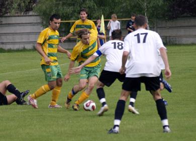 Bőcs KSC - Orosháza FC.