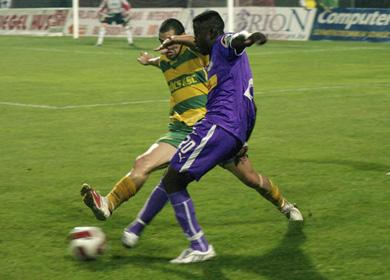 Bőcs KSC - Újpest FC
