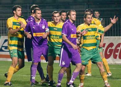 Bőcs KSC - Újpest FC 2008