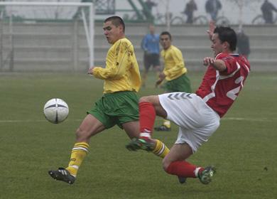 Bőcs KSC - Vecsési FC