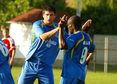 Bőcs KSC - Vecsés FC