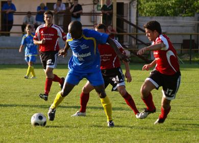 Bőcs KSC - Vecsés FC mérkőzés képekben.