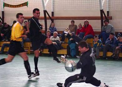 Borosi Kupa 2007 Bőcs