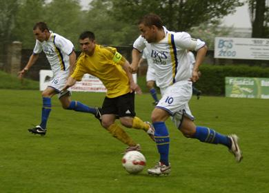 Ceglédi VSE - Bőcs KSC 0-0.