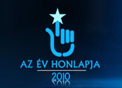 Év honlapja 2010 - Bőcs KSC