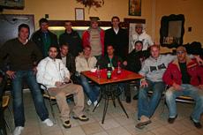 Évzáró összejövetel Bőcsön 2007.