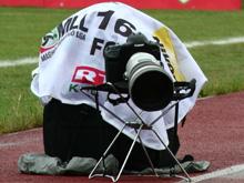 Bőcs KSC - Újpest FC média akkreditáció.