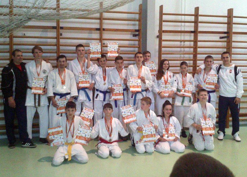 Bőcs KSC Karate szakosztály