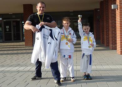 Bőcs KSC Karate