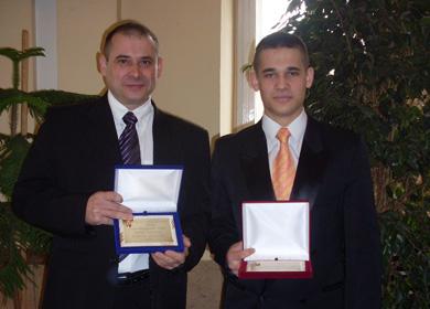Kónya Zoltán 2. danos karate edző