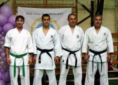 B�cs KSC karate