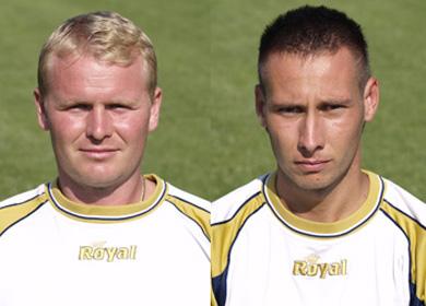 Martis Ferenc és Török András Bőcs KSC