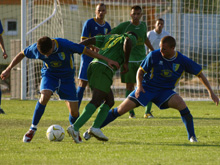 Mezőkövesd - Bőcs KSC 7-1