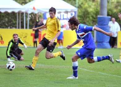 Sampdoria - Bőcs KSC