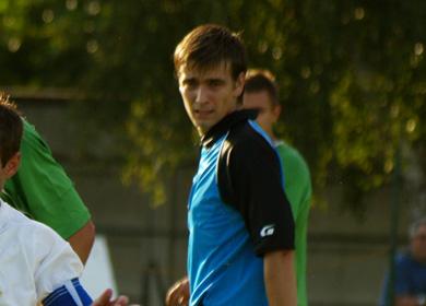 Sándor Csaba Játékvezető