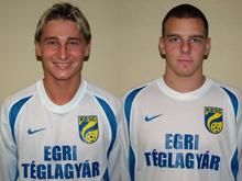 Simeon Stevica és Nagy Tamás