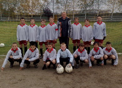 B�cs KSC U13 -as koroszt�ly